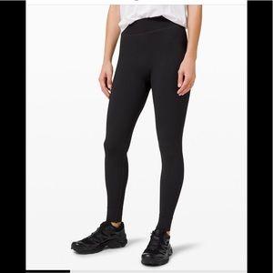 Lululemon Keep The Heat Fleece Thermal Leggings